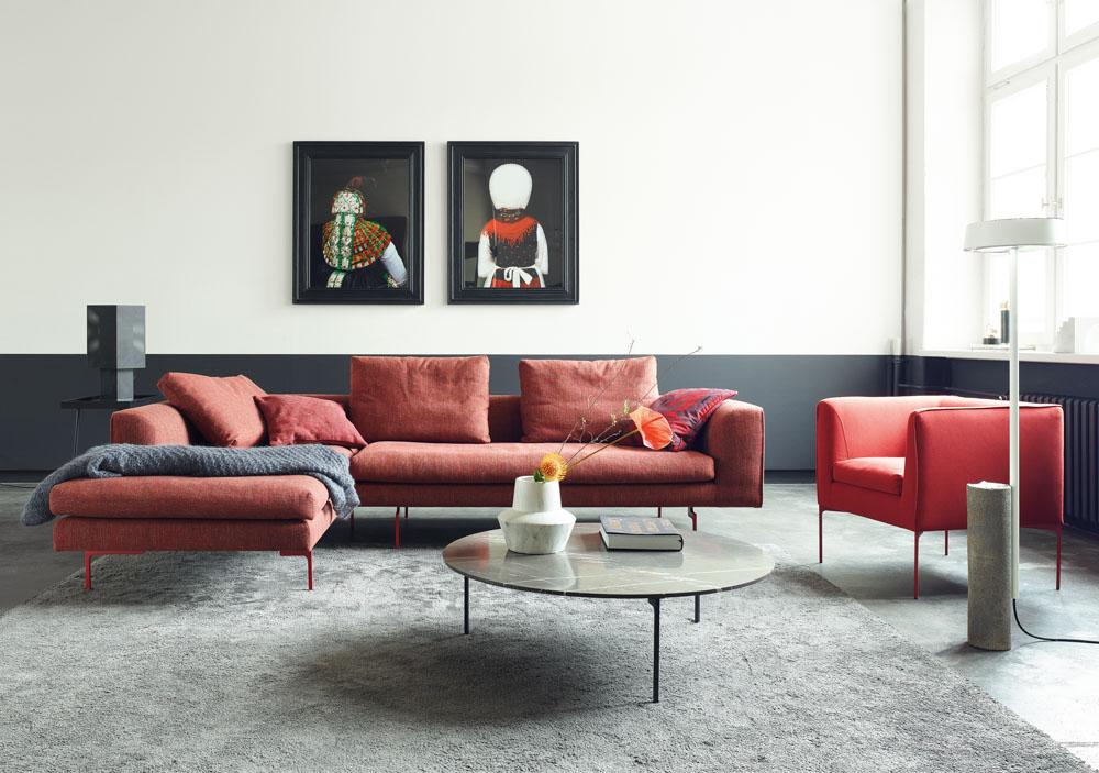 COR – Sitzgruppe mit Sessel