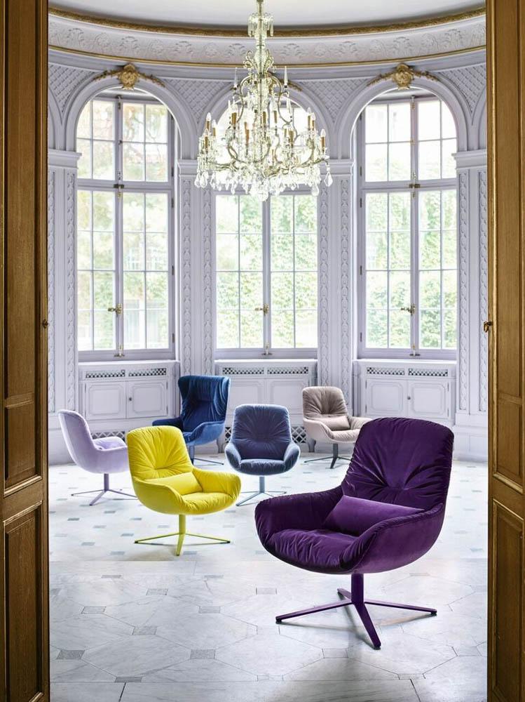 Freifrau – Sessel