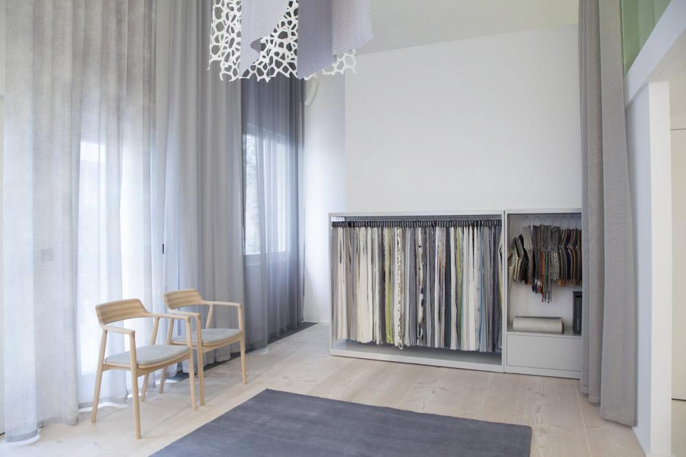 Kinnasand – Vorhang
