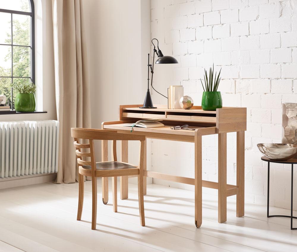 Lambert - Schreibtisch | Bürostuhl