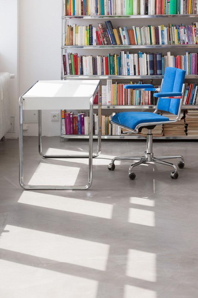 Tecta - Bürostuhl & Schreibtisch